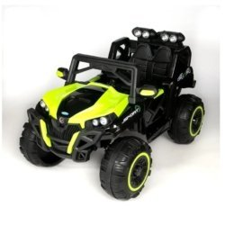 Электромобиль Buggy T777MP MP4 4WD (дисплей, 2х местный, резина, кожа, пульт, музыка)