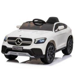 Детский электромобиль Mercedes-Benz Concept GLC Coupe BBH-0008 (колеса резина, кресло кожа, пульт, музыка)